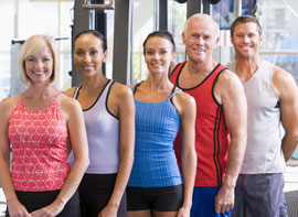 Scottdsale Adult Fitness Program